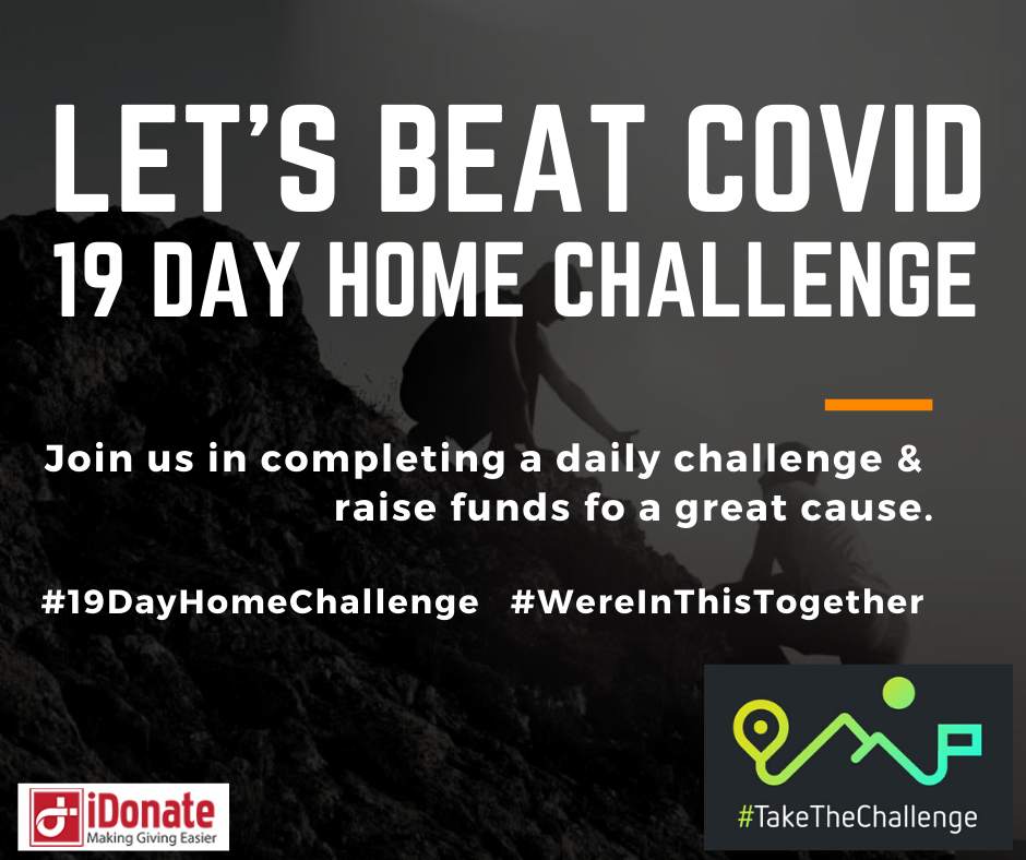 Lets beat Covid - 19 Day Home Challenge